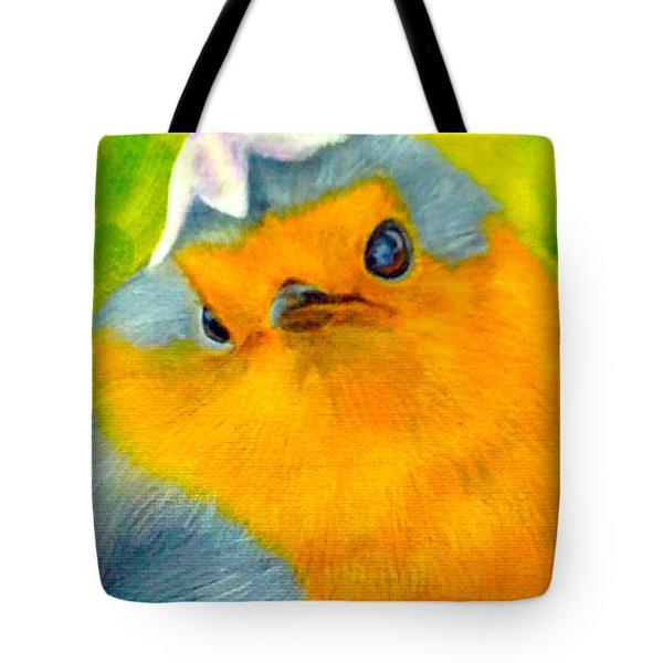 Tis Spring Tote Bag