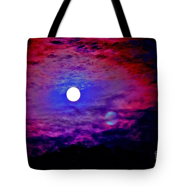 Tote Bag featuring the photograph No Longer The Same by Susanne Still
