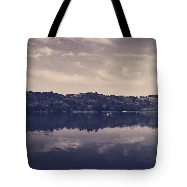 It Surrounds Me Tote Bag by Laurie Search