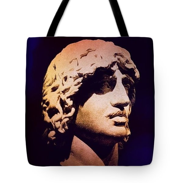 It Was A Heady Time Tote Bag