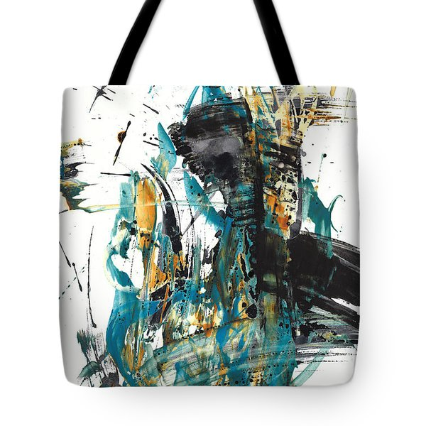 It Went That Way 135.090710 Tote Bag