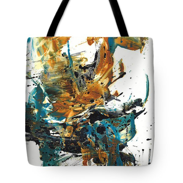 It Went This Way 136.090710 Tote Bag