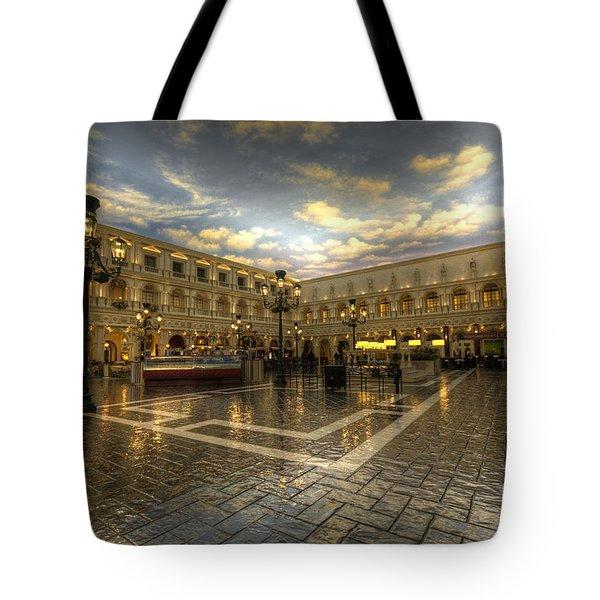 Italian American  Tote Bag by Rob Hawkins