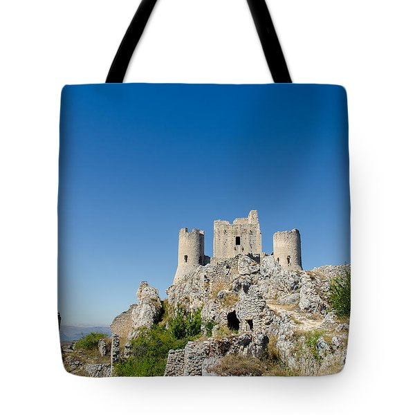 Italian Landscapes - Forgotten Ages Tote Bag