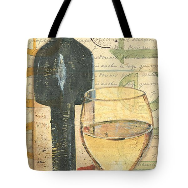 Italian Wine And Grapes 1 Tote Bag