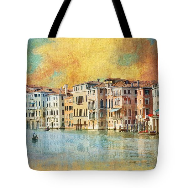Italy 02 Tote Bag by Catf