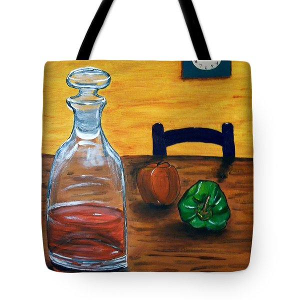 It's 2 Oclock Somewhere Tote Bag