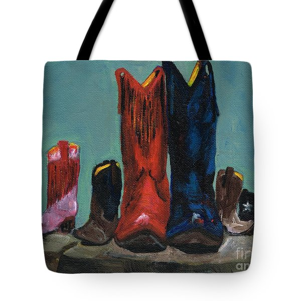 It's A Family Tradition Tote Bag