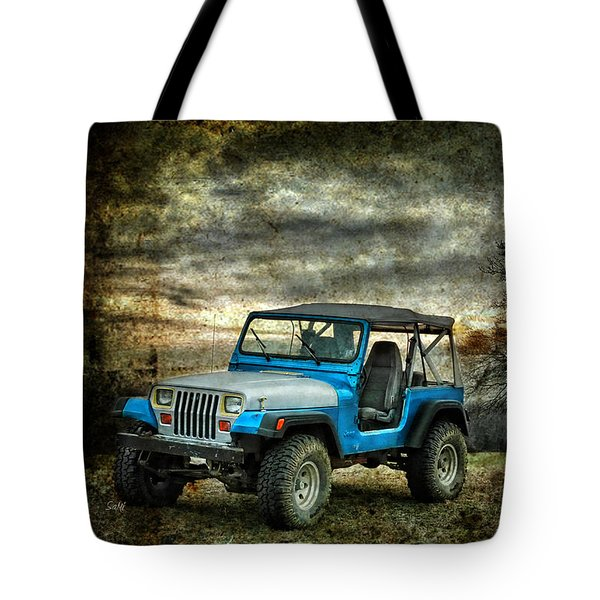 It's A Jeep Thing Tote Bag