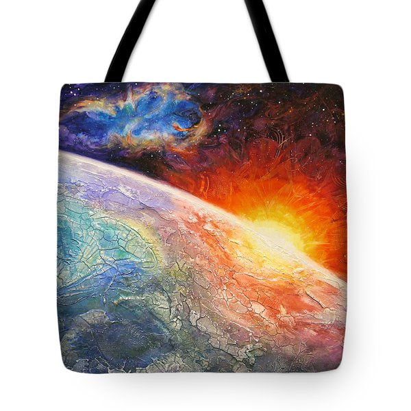 It's A New Day Tote Bag