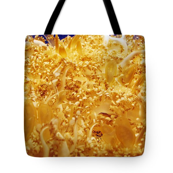 Its Alive Under Water Tote Bag