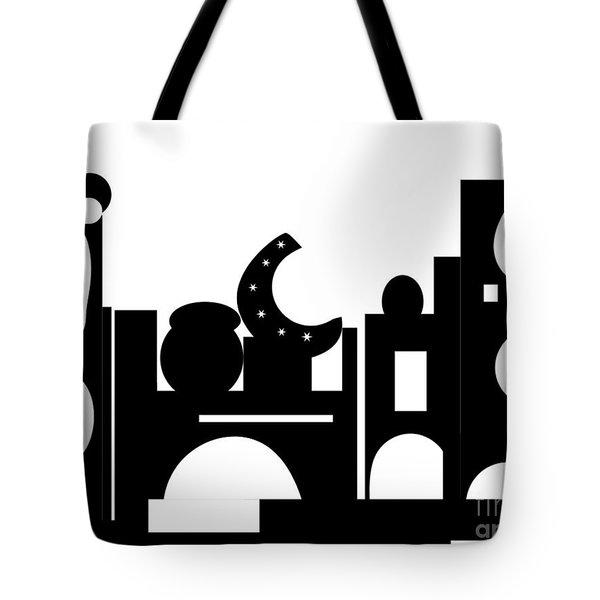 Its Bazaar Tote Bag