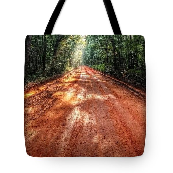 It's Been A Rainy Day In Ga... So Tote Bag