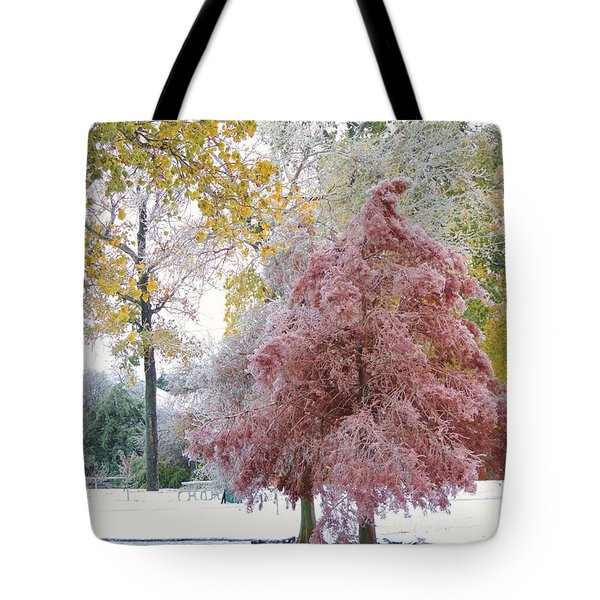 Its Beginning To Look A Lot Like Christmas Tote Bag