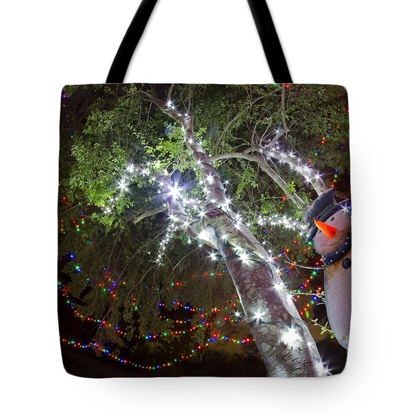 Its Christmas Time Again Tote Bag