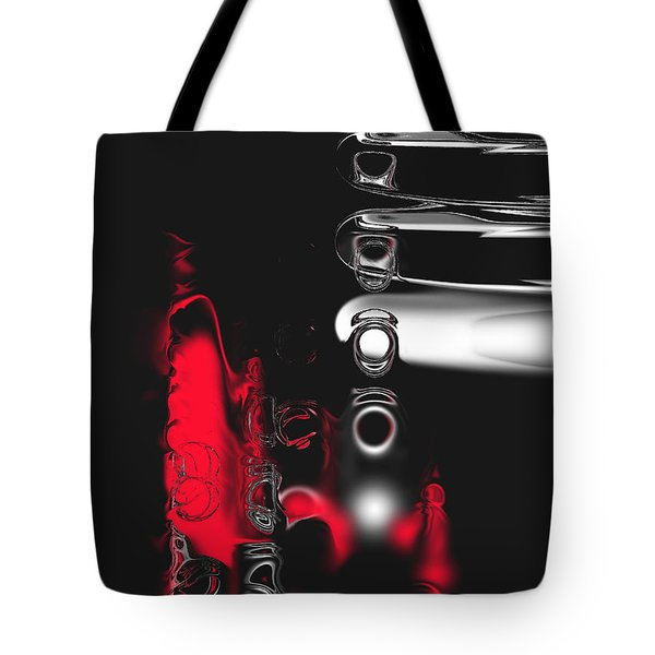 It's Complicated Tote Bag by Kume Bryant