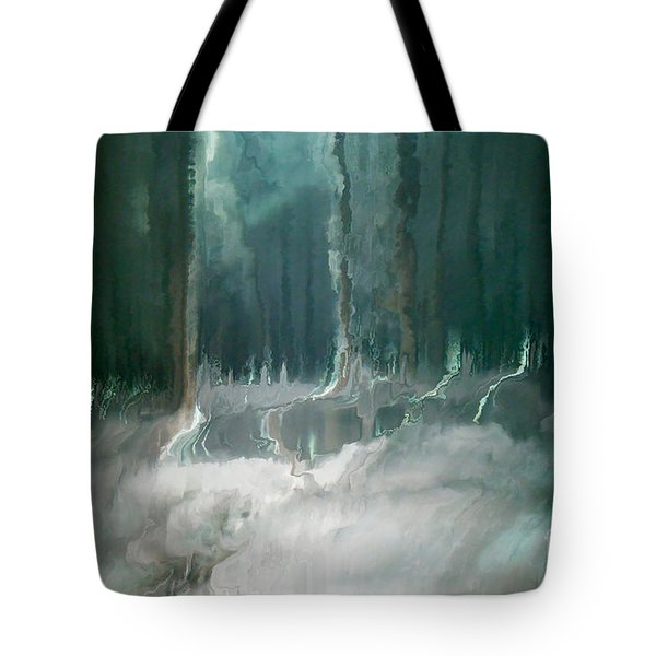 Its In The Trees Tote Bag