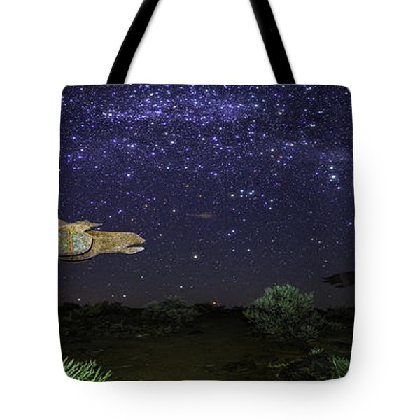 Its Made Of Stars Tote Bag