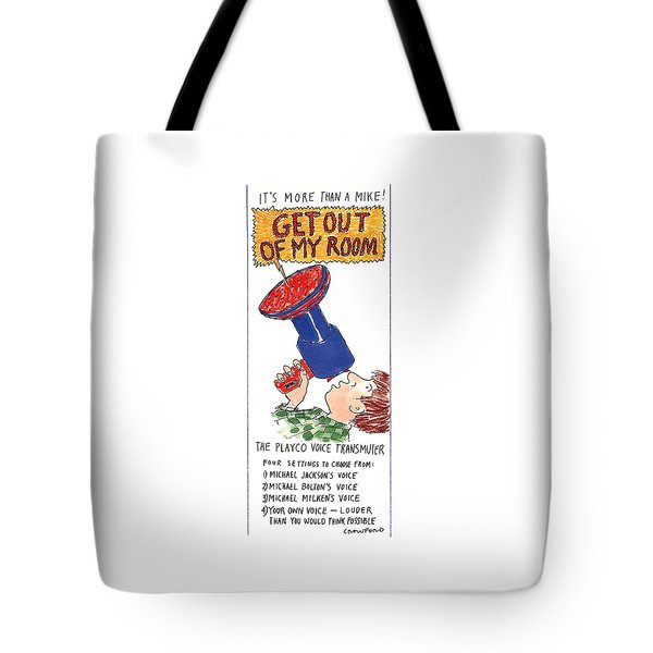 It's More Than A Mike! Tote Bag