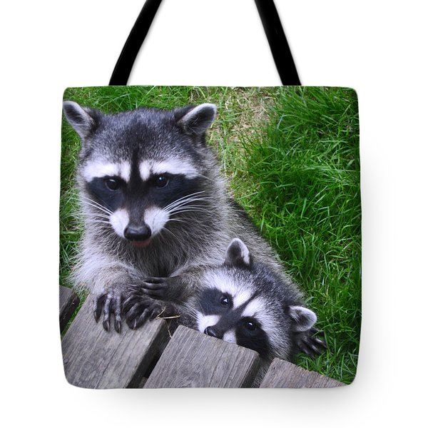 It's Nice To Meet You Tote Bag by Kym Backland