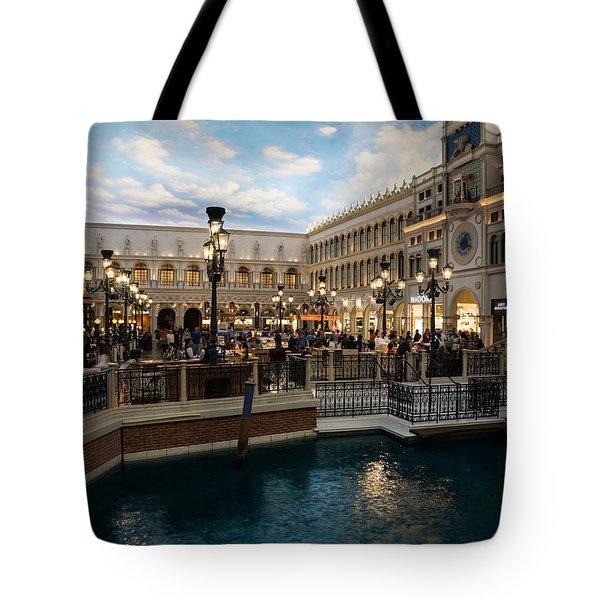 It's Not Venice Tote Bag