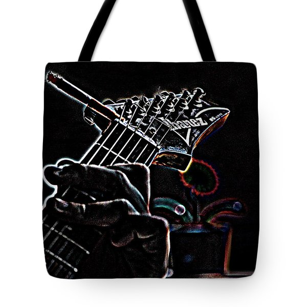 It's Only Dangerous On The Solos Tote Bag