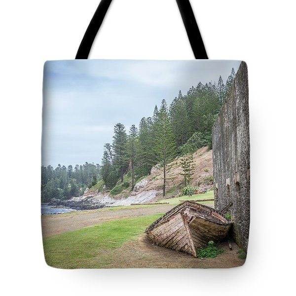 It's Over Tote Bag by Jola Martysz