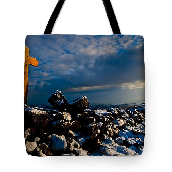 Its That Way Tote Bag