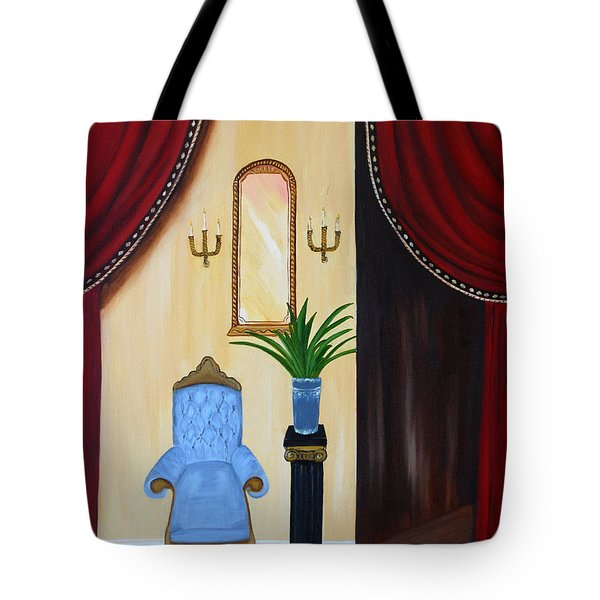 Its Time To Reflect Tote Bag