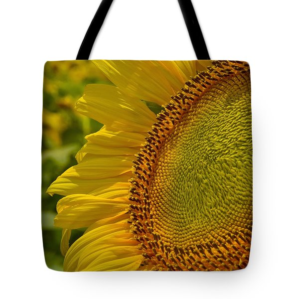 Tote Bag featuring the photograph Itsy Bitsy by Skip Hunt