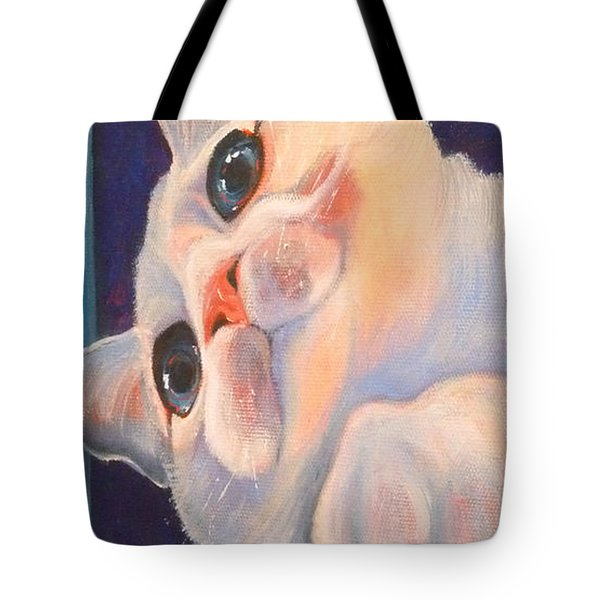Ive Been Framed Side View Tote Bag