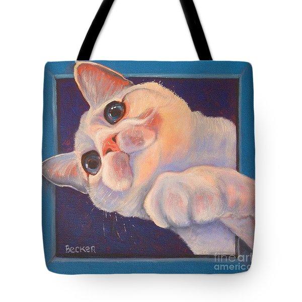 I've Been Framed Tote Bag