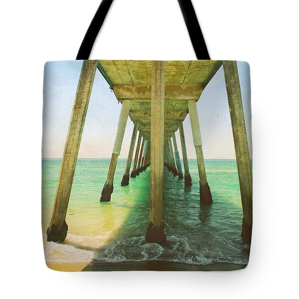 I've Been Here Before Tote Bag by Laurie Search