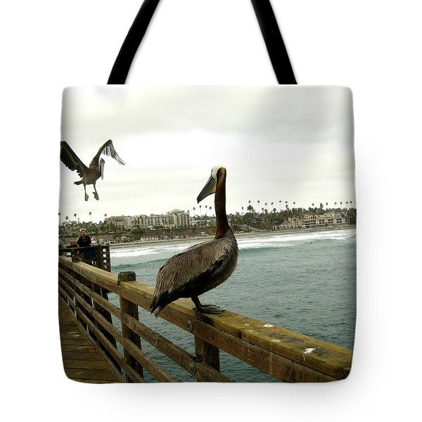 I've Been Waiting For You Tote Bag by Melissa McCrann