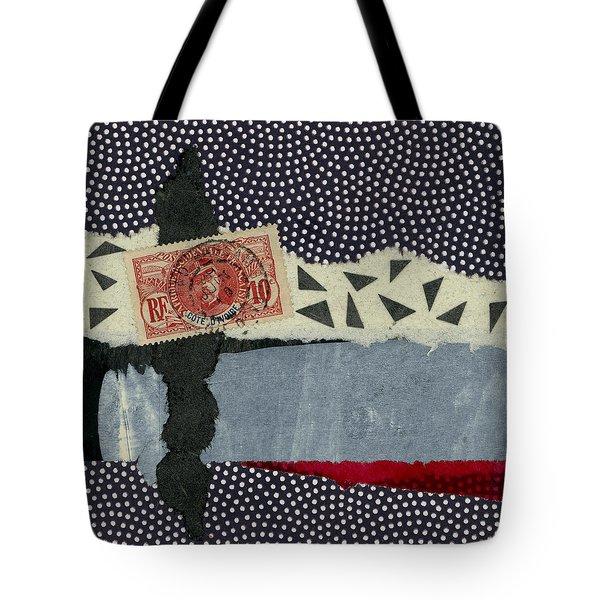 Ivory Coast 1936 Tote Bag
