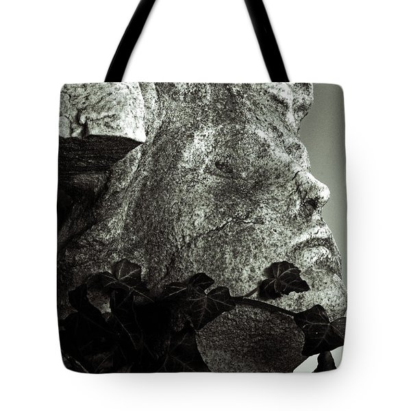 Ivy In Mourning Tote Bag