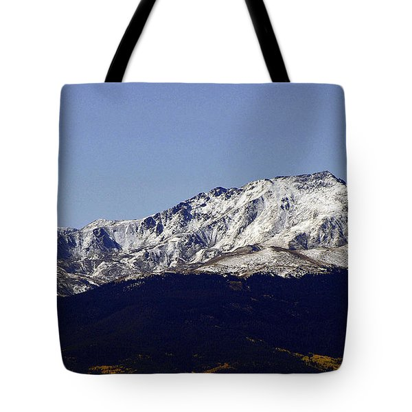 Ivy League Tower  Tote Bag