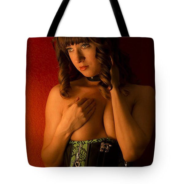 Ivy Lee #2 Tote Bag