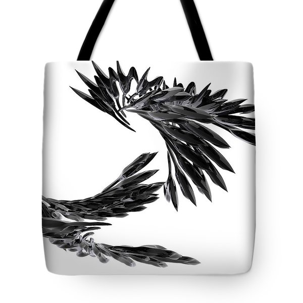 J Big   Crows Tote Bag