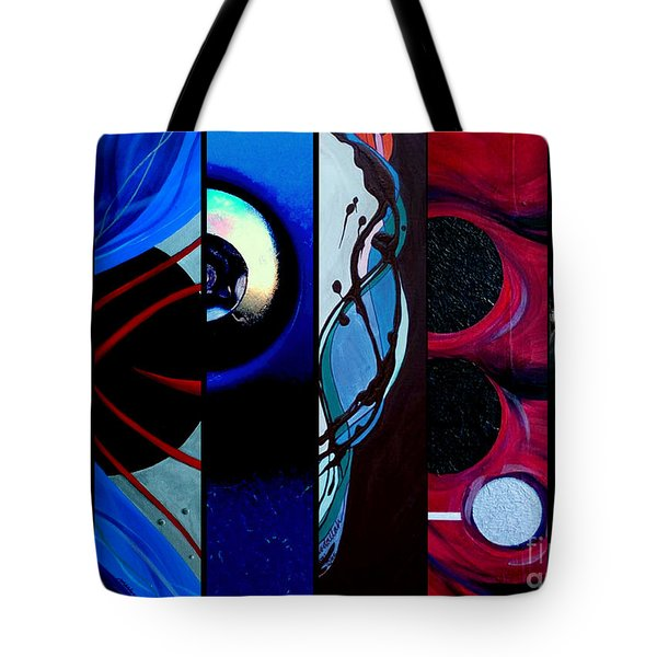 j HOT 27 Tote Bag by Marlene Burns