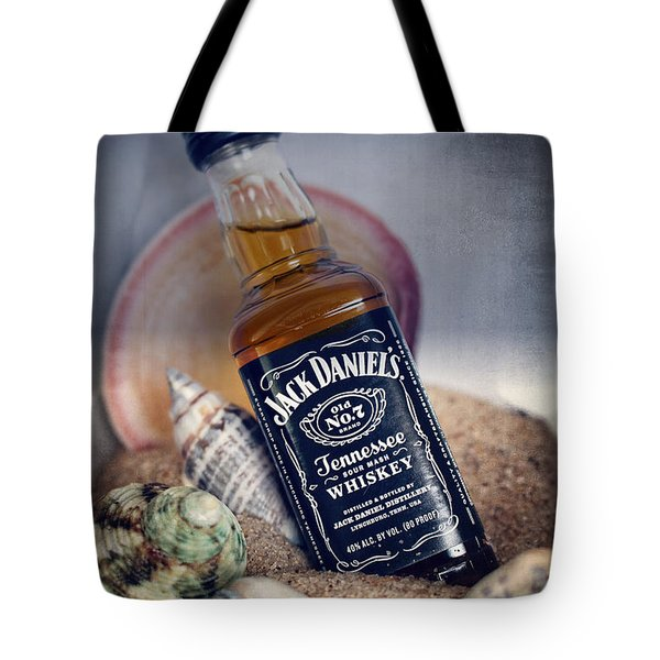 Jack At The Beach Tote Bag