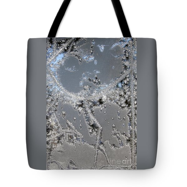Jack Frost's Victory Dance Tote Bag