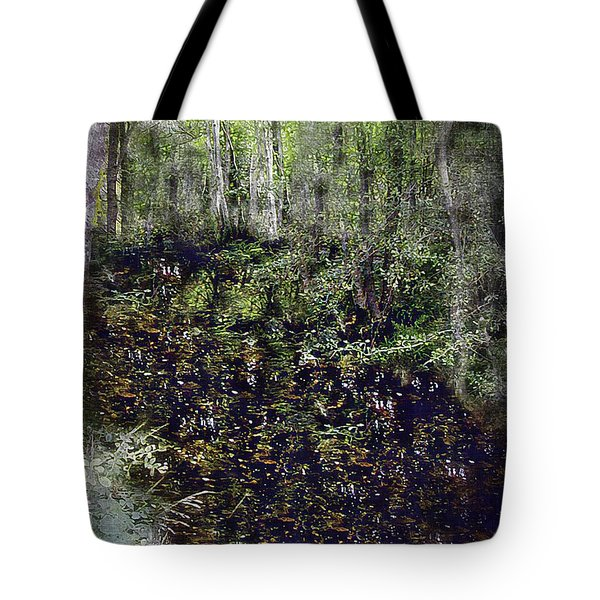 Jack Kell's Woods Tote Bag by RC DeWinter