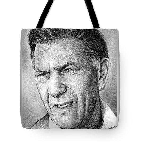 Jack Klugman Tote Bag