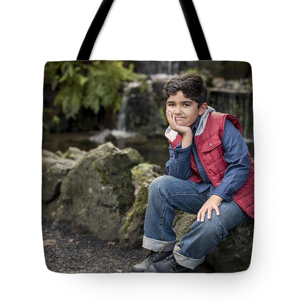 Jack Tote Bag by Lori Grimmett