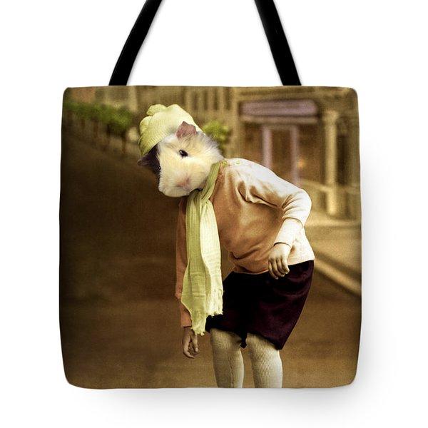 Jack Tote Bag by Martine Roch
