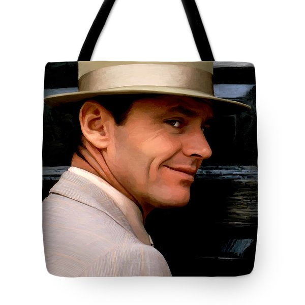 Jack Nicholson @ China Town Tote Bag