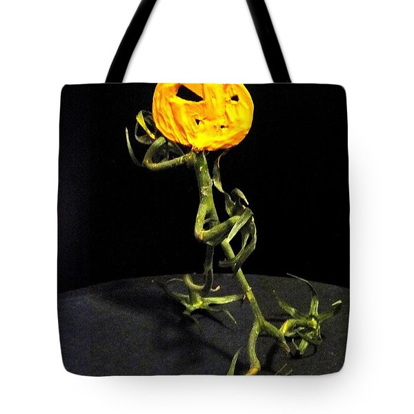 Jack On The Scene 2 Tote Bag