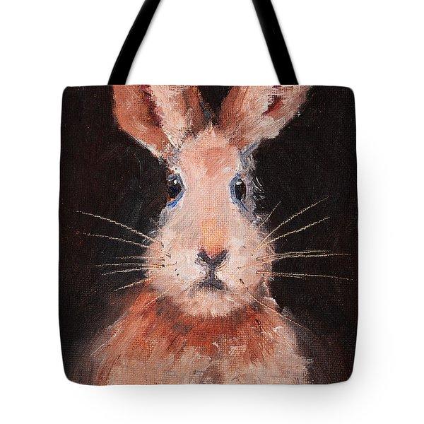 Jack Rabbit Tote Bag