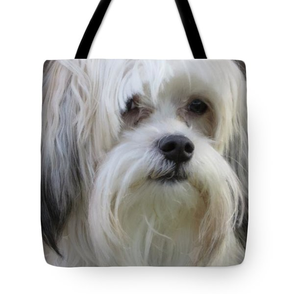 Jack's Bad Hair Day Tote Bag